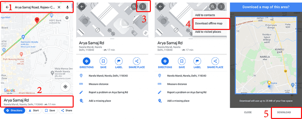 6 Hidden Features of Google Maps You Need to Know