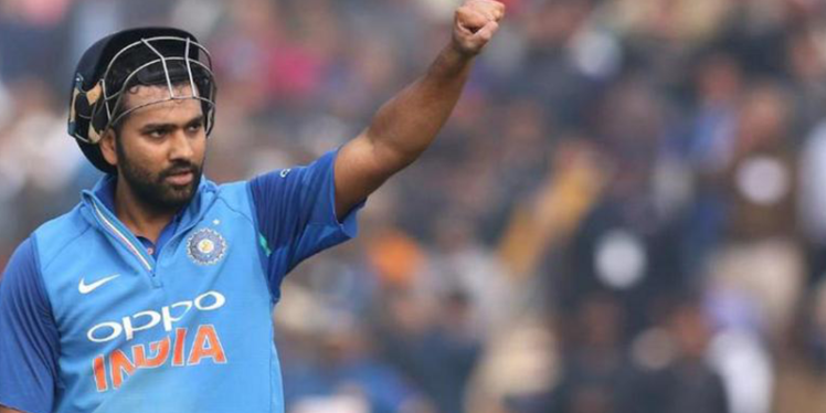 Rohit Sharma said, I have to clear fitness test before I can resume training