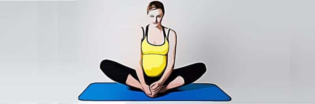 Yoga for pregnant women - Best and useful yoga asanas (poses) during pregnancy