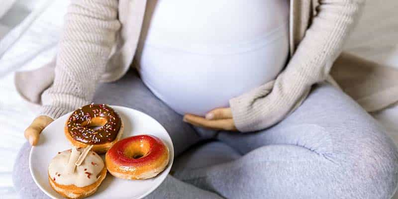 How to manage sweet cravings during pregnancy?
