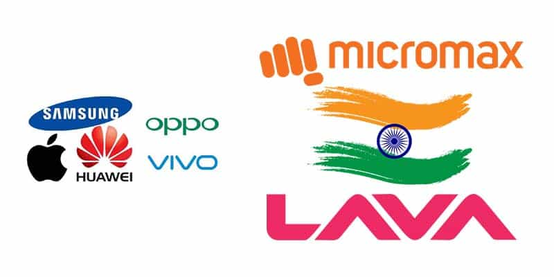 India needs to beat top 5 mobile brands to beat china in mobile market.