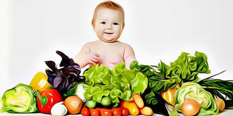 Nutrient Food for Baby: Rich in Iron, Protein, Fiber vitamins.