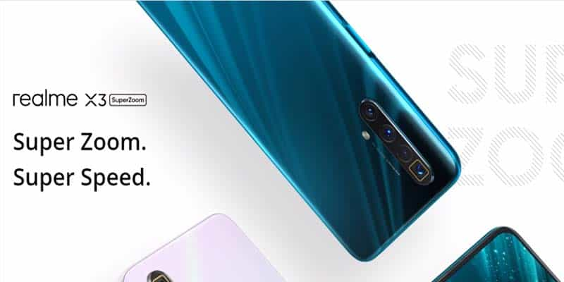 Realme launches two 4G flagship smartphones in India Market