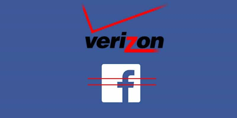Verizon joins growing boycott, suspends the advertising on Facebook over hateful content.