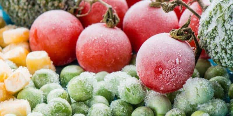Are frozen food healthy like fresh? Do they have same nutrition as fresh?