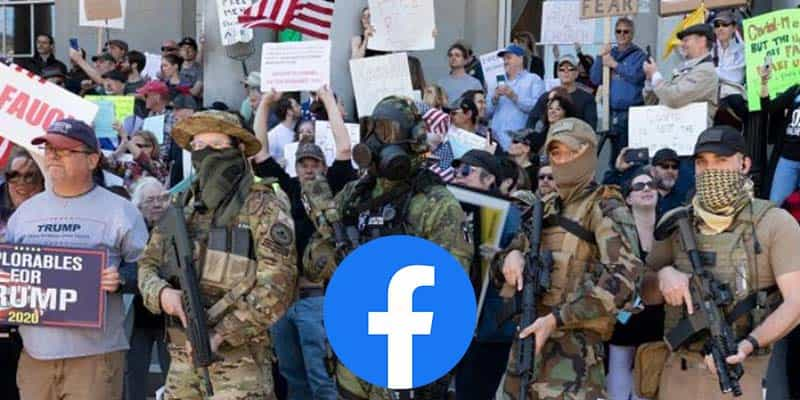 Facebook removes hundreds of accounts of anti-US network Boogaloo