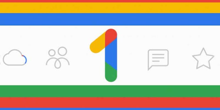 Google One is now free for Mobile and Web
