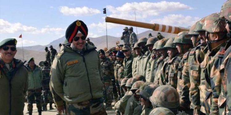 LOC in Ladakh: 30,000 Indian troops in eyeball-to-eyeball with Chinese.