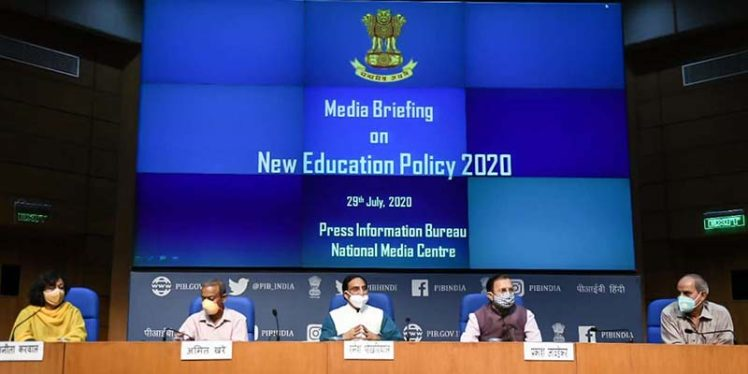 India opens doors for Overseas Universities under New Education Policy 2020.