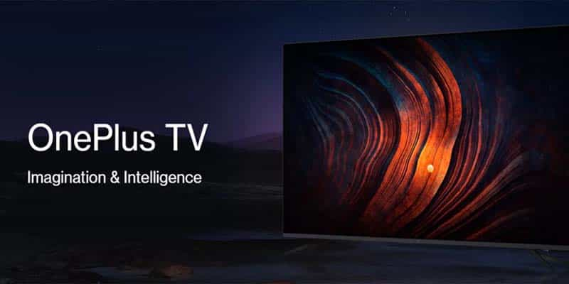 OnePlus entered in TV segment with 2 new series in India