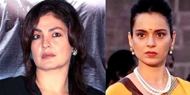 Pooja Bhatt said Bhatts always supported newcomers and outsiders. Kangana Ranaut was also launched by the Bhatts.