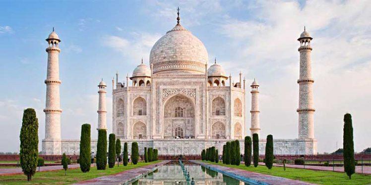 Taj Mahal not reopen for tourists - Covid-19