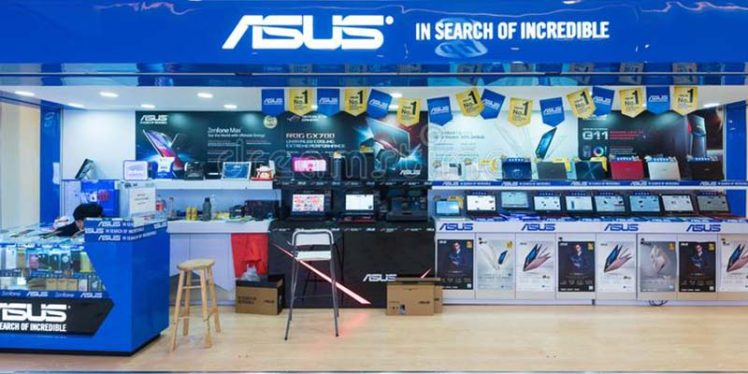 ASUS Taiwanese tech company will continue to expand its offline retail presence in India