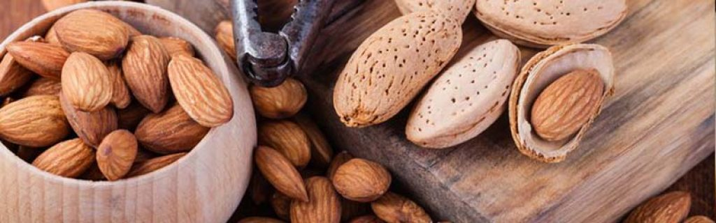 Almonds High Protein Low Carb Diet Food