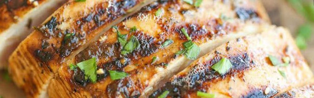 Chicken High Protein Low Carb Diet Food
