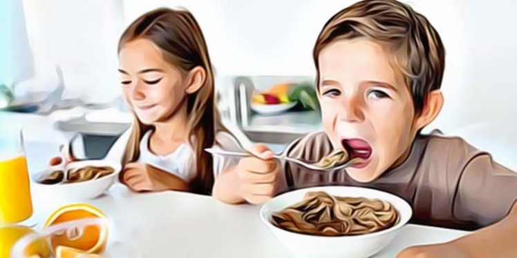 High-Protein Breakfast for Kids