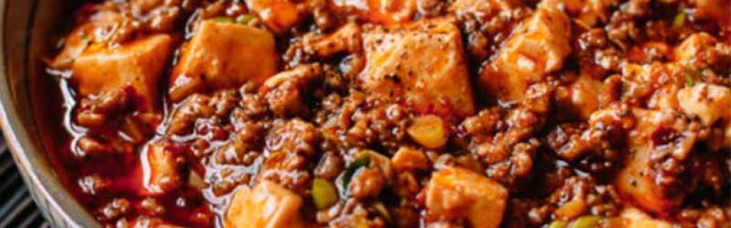 Ma Po Tofu - chinese.food