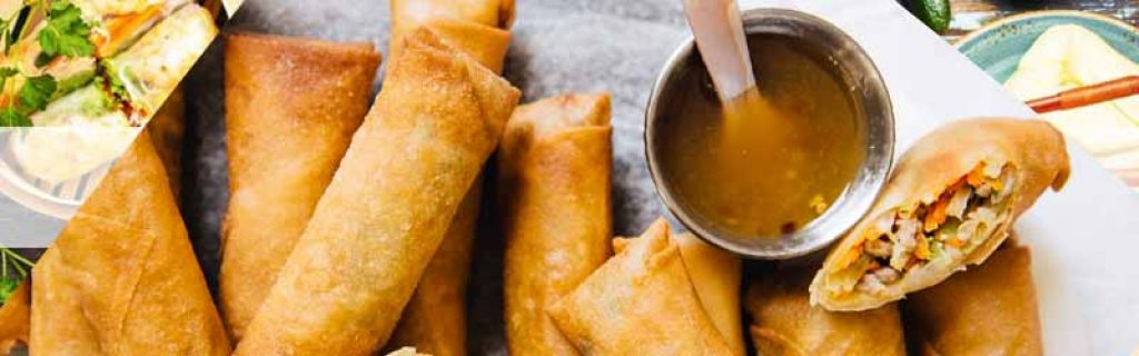 Spring Rolls - china foods