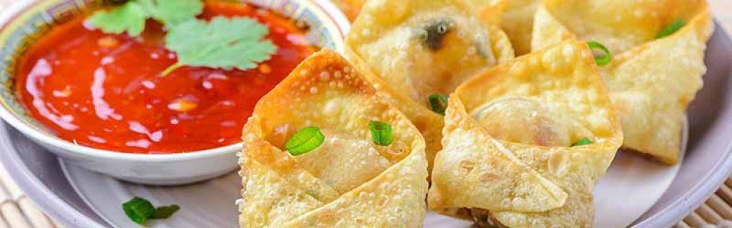 Wontons - china foods