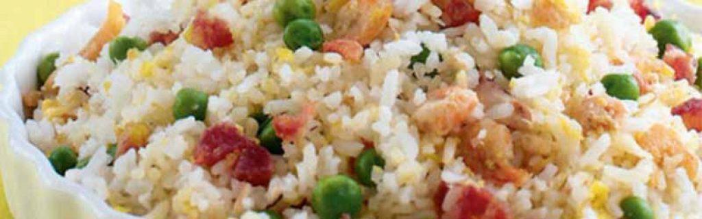 Yangchow Fried Rice - food chinese