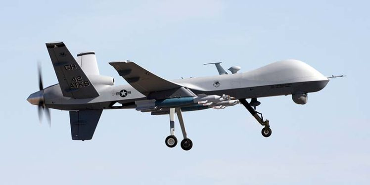 USA is looking to creep-up arms sales to India, And also offering armed drones which can carry over 1,000 pounds of bombs and missiles.