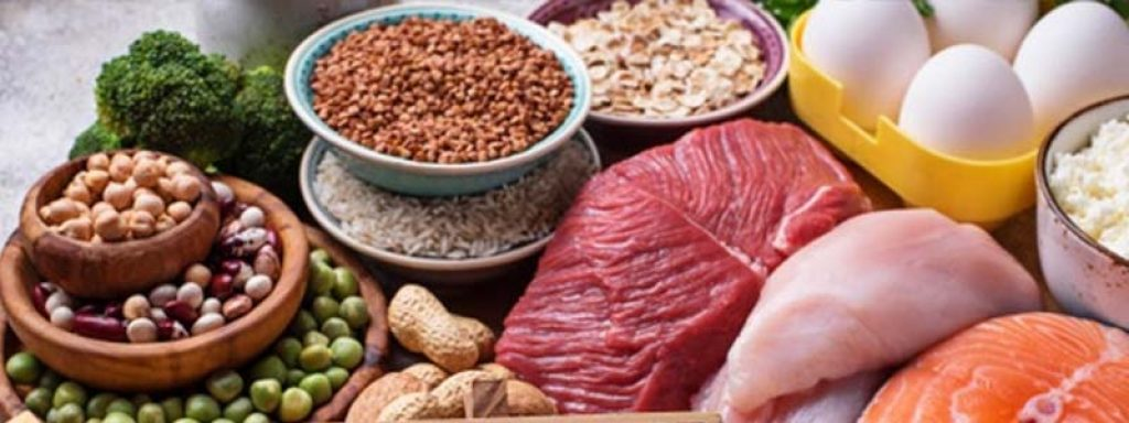 Benefits of Eating High Protein Diet