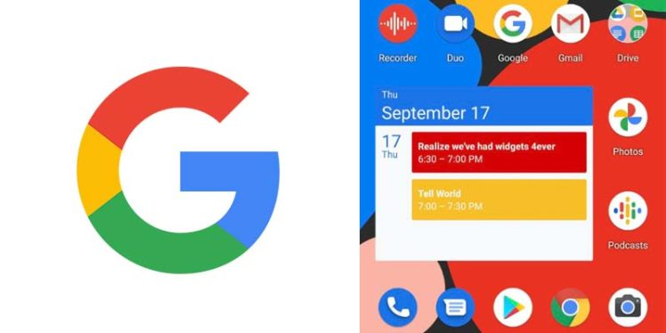 Google makes fun of Apple's iOS 14 features