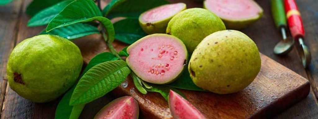 Guavas- The High Protein Fruits