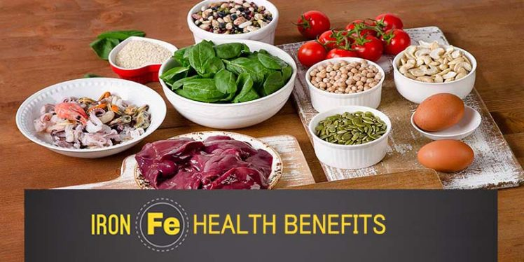 Health benefits of Iron Rich Foods. - Everything you have to know about Iron Food.
