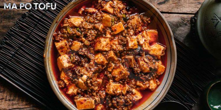 Ma-Po Tofu Recipe