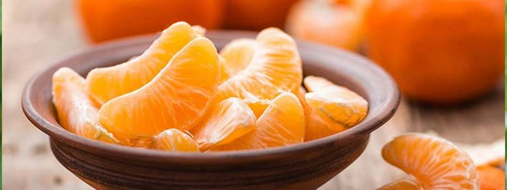 Orange - The High Protein Fruits