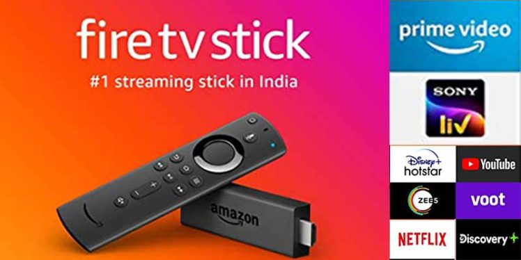 Amazon Fire TV Adds Live TV Channel for Indian Users.