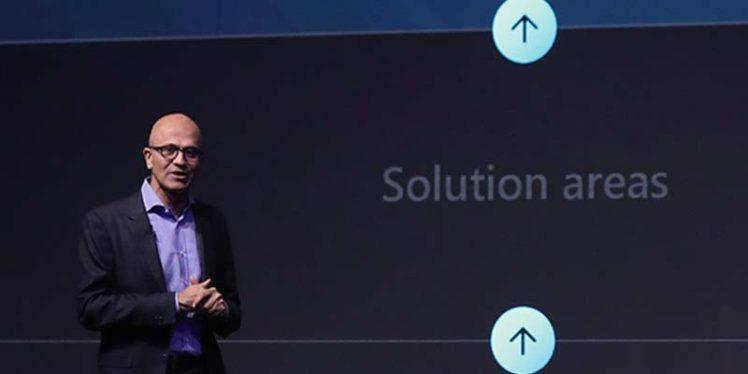 Microsoft CEO Nadella said, Microsoft Teams reached 115mn daily active users.