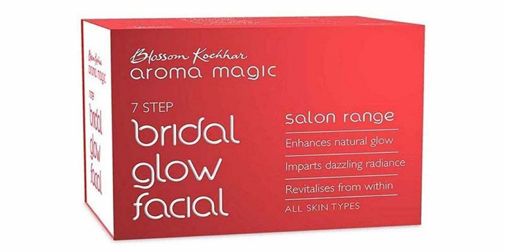 Aroma Magic 7 Step Bridal Glow Facial Kit