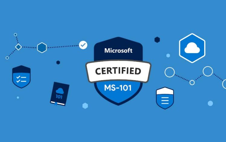 Microsoft Master Exam MS-101 Exam-Labs Official Course Resources.
